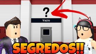 Roblox: 5 SEGREDOS MAIS LEGAIS NOS JOGOS DE ROBLOX 😱!!