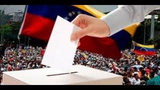 """""""ULTIMA HORA"""" OPOSITORES VENEZOLANOS RECHAZAN ELECCIONES EN VENEZUELA"""