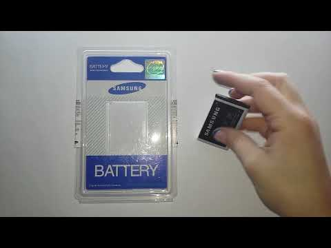 Аккумулятор для Samsung S3650 B3410 B7310 C6112 L700 M7500 M7600 S3370 Original