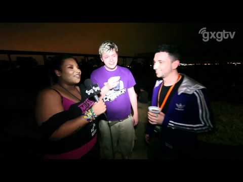 Doctor P and Flux Pavilion Interview 2011 - GXGTV 58