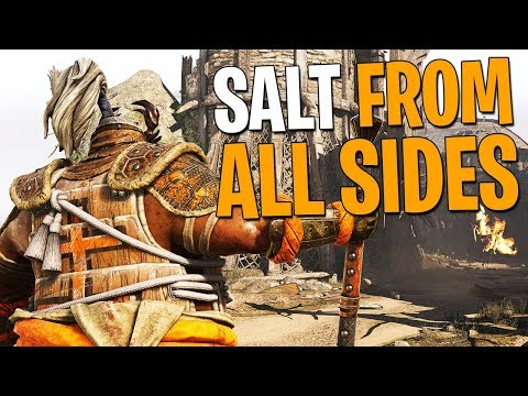 Salt From All Sides - For Honor Brawls
