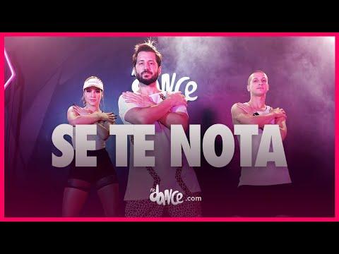 Se Te Nota - Lele Pons u0026 Guaynaa | FitDance (Coreografia) | Dance Video