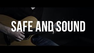 Safe & Sound - Taylor Swift ft. Civil Wars - Instrumental Guitar Cover