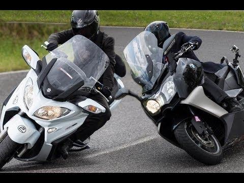 Rollervergleich | Suzuki Burgman 650 vs BMW C 650 GT