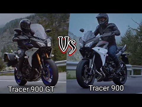 yamaha tracer 900 gt vs yamaha tracer 900 youtube. Black Bedroom Furniture Sets. Home Design Ideas