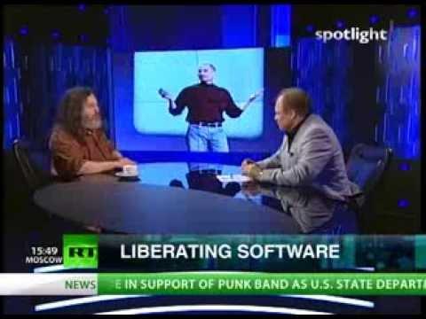 Richard Stallman on Steve Jobs Death