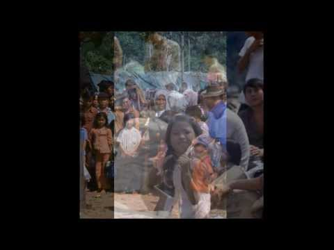 Kuku Refugee Camp - Indonesia 1981