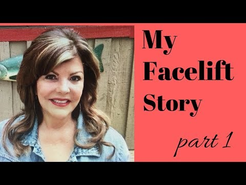 MY Facelift Story Part 1
