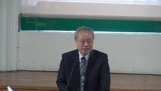 20191027浸信會仁愛堂主日信息_蔡鈴敏牧師