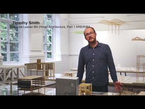 Architecture BA (Hons) At Kingston University - Kingston School Of Art