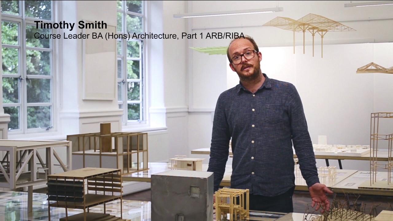 Architecture BA Hons At Kingston University