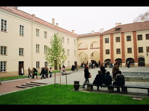 University of Vilnius in Lithuania - Mohammadi Air Travels Limited