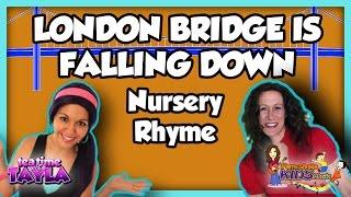 London Bridge is Falling Down - Nursery Rhymes!