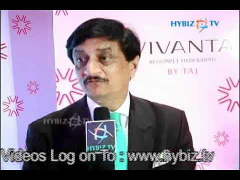 Veer Vijay Singh, Chief Operating Officer, Vivanta by Taj-Hotels & Resorts, Hotel Vivanta - hybiz.tv