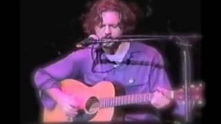 Eddie Vedder - The Times They Are A-Changin' (subtitulado en Español)
