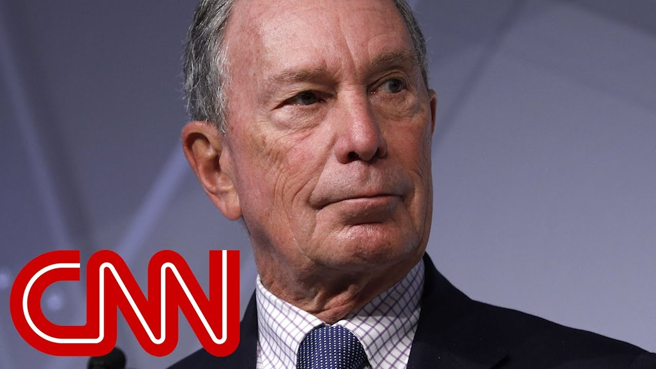 Michael Bloomberg makes massive donation for education