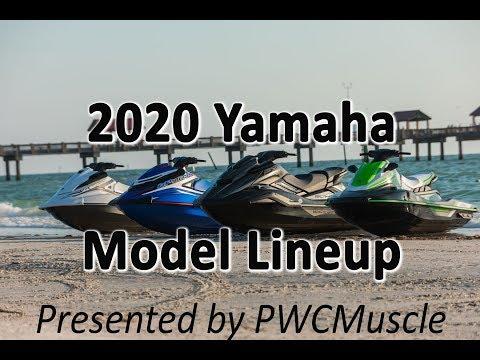 2020 Yamaha Waverunner