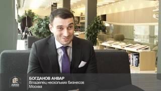 Анвар Богданов, миллионер: