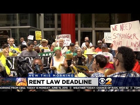 Time Is Running Out As NYC Rent Control Laws Set To Expire Monday