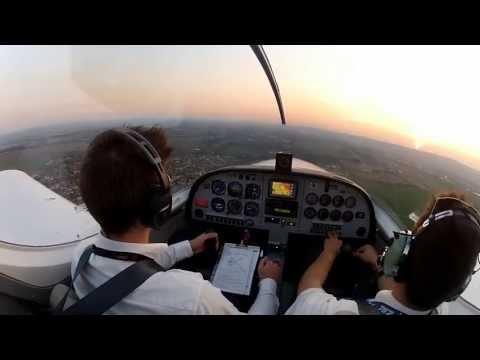 Landing LZIB