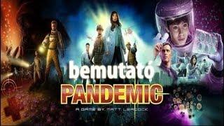 Pandemic - társasjáték bemutató