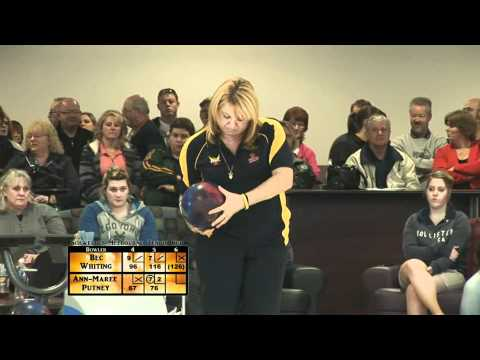 Melbourne Cup 2011 Womens Final Re-challenge - Bec Whiting v Ann-Maree Putney