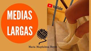 Tejido de Zapa-polainas, talle grande