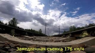 Электропоезд Штадлер ЭПМ 176 км/ч