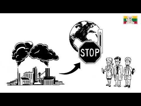 Globalinis atšilimas - Vaikų enciklopedija