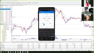 iMarkets Live Copy & Paste to Forex Profit with Android Phone