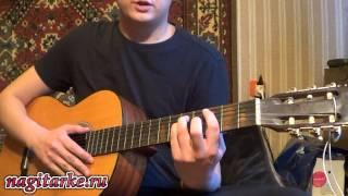 Бой регги. Пятница - Я солдат(Бой регги. Пятница - Я солдат на гитаре. Текстовая часть урока и аккорды http://nagitarke.ru/urok21.html Все уроки гитары..., 2013-04-04T15:06:14.000Z)