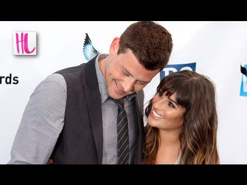 Lea Michele's Final Kiss Goodbye With Cory Monteith After His Death Mp3