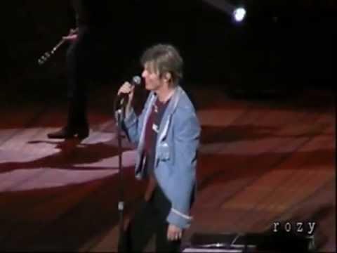 DAVID BOWIE - SUFFRAGETTE CITY - LIVE JAPAN 2004 mp3