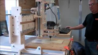 How To Build A Cnc Router On A Shoestring Budget Part Seven