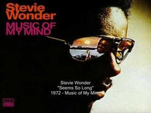 Stevie Wonder - Seems So Long