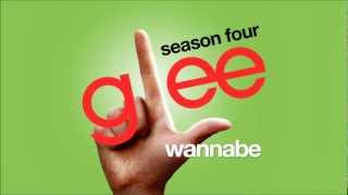 Wannabe - Glee Cast [HD FULL STUDIO]