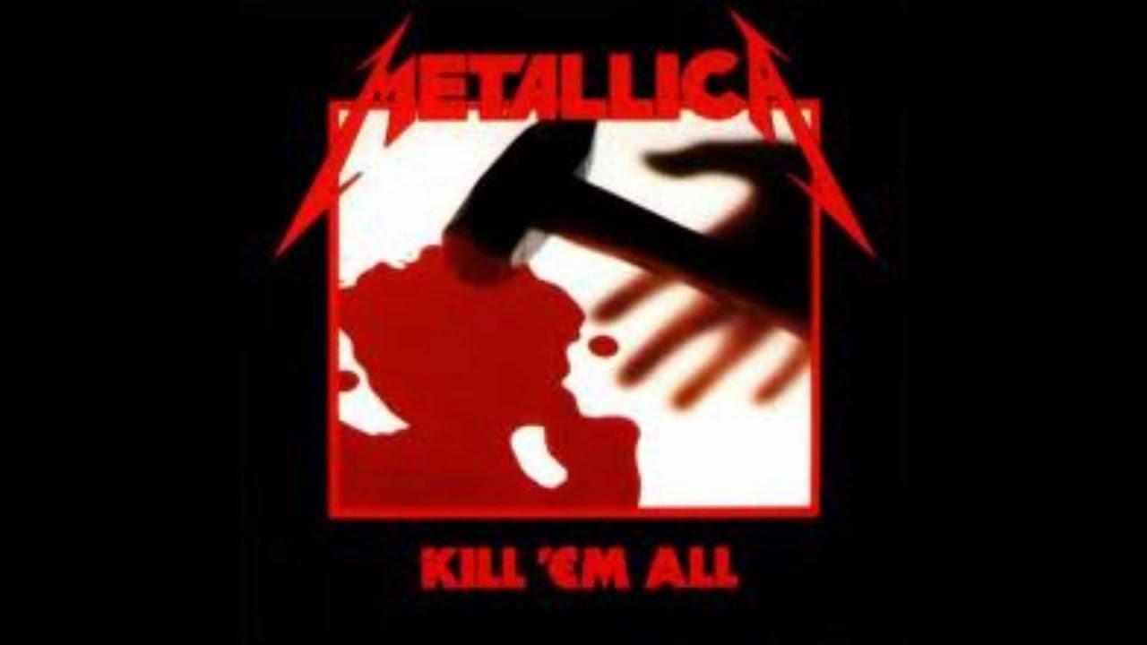 Metallica - Whiplash In Canada 1986