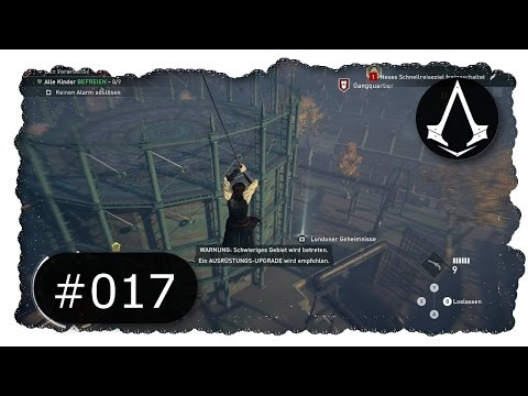 Assassins Creed Syndicate - Londoner Geheimnis Southwark - #017 | FullHD