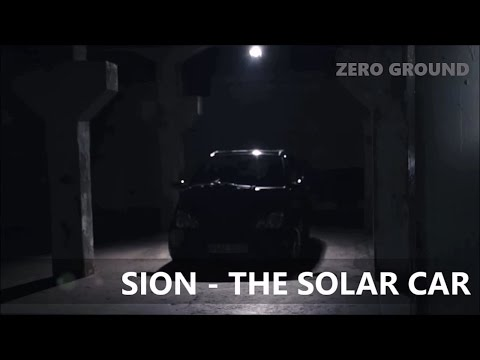 SION - The Solar Car from Sono Motors