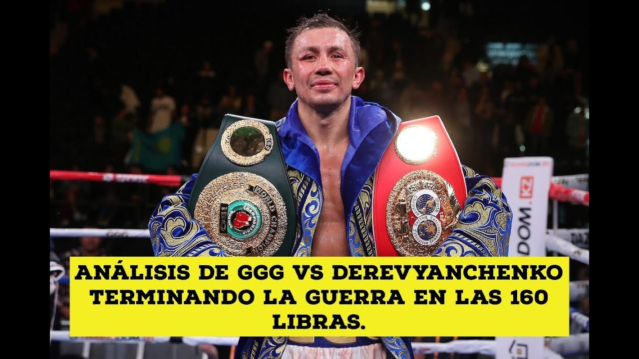 GGG vs. Lemieux Fight Review - YouTube