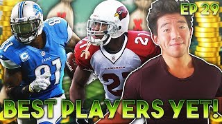 BEST PLAYER'S YET! NO MONEY SPENT EP.29! Madden 19 Ultimate Team