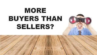 More buyers than sellers during the pandemic?
