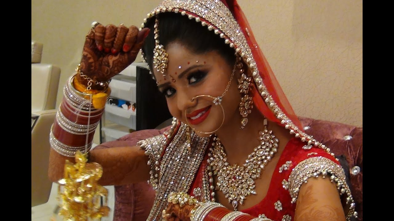 Indian Bridal Makeup Tips By Meenakshi Dutt You