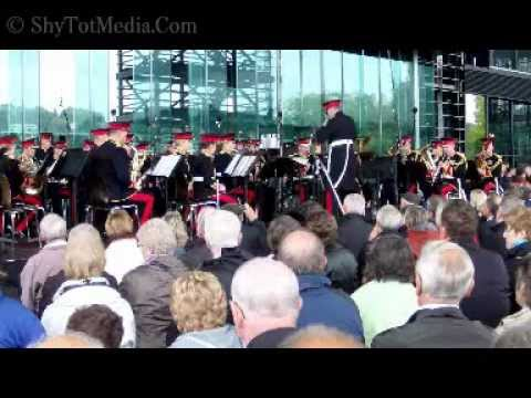 The Band of the Blues & Royals in Lucerne KKL (Luzern)