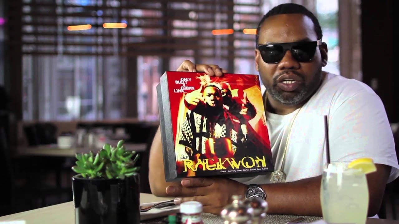 RAEKWON ONLY BUILT 4 C...