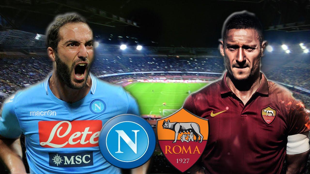 Napoli - AS Roma
