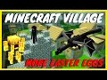 Minecraft Village Remastered - More Easter Eggs Found ( WAW Custom Zombies )