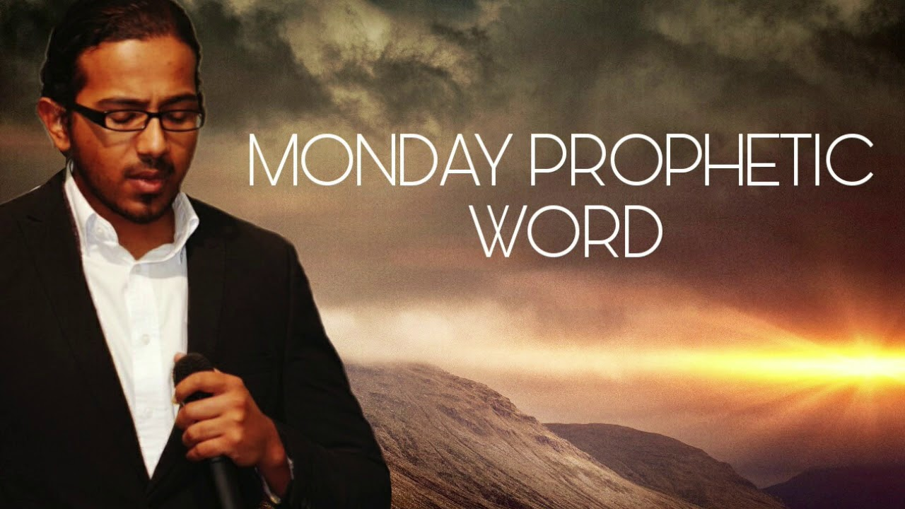 WALK IN GODS LOVE, Monday Prophetic Word 20 January 2020