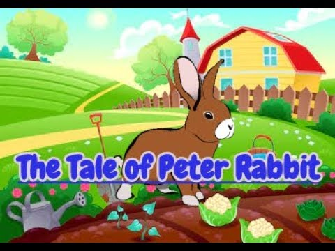 Childrens stories The Tale of Peter Rabbit