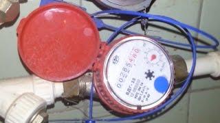 В Череповце ажиотажный спрос на поверку счетчиков воды(, 2016-02-08T08:44:24.000Z)
